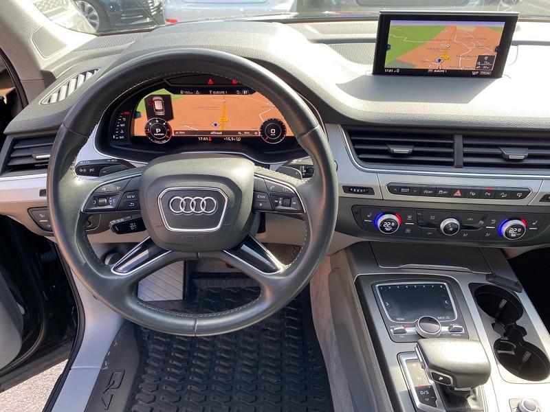 Photo 12 de l'offre de AUDI Q7 3.0 V6 TDI 272CH CLEAN DIESEL AVUS QUATTRO TIPTRONIC 5 PLACES à 44960€ chez auto-direct.fr