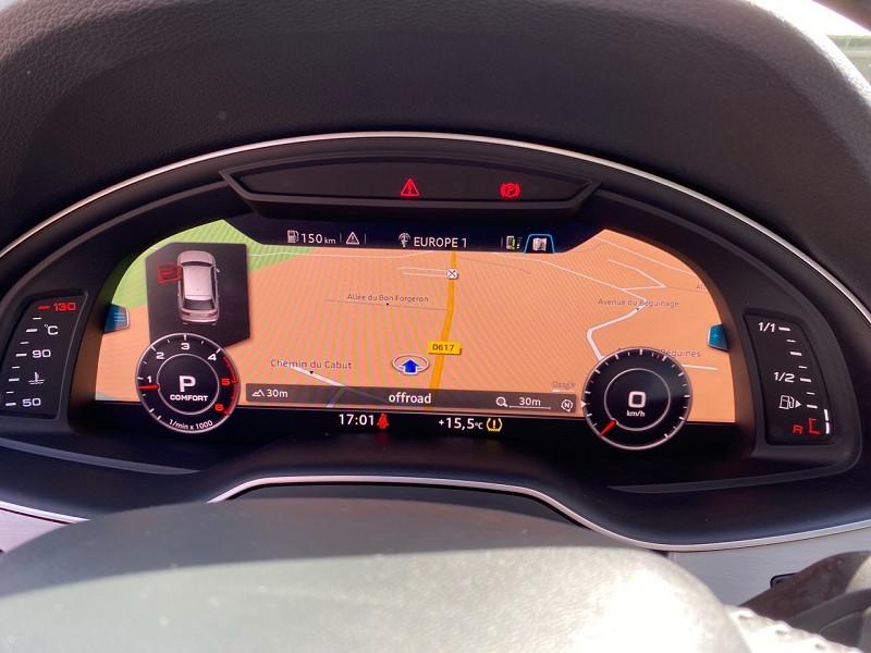 Photo 14 de l'offre de AUDI Q7 3.0 V6 TDI 272CH CLEAN DIESEL AVUS QUATTRO TIPTRONIC 5 PLACES à 44960€ chez auto-direct.fr