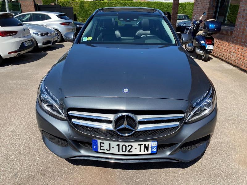 Photo 2 de l'offre de MERCEDES-BENZ CLASSE C BREAK (S205) 200 D 2.2 BUSINESS EXECUTIVE 7G-TRONIC PLUS à 24630€ chez auto-direct.fr