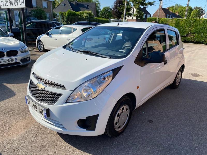 Chevrolet SPARK 1.0 16V GPLI 5P GPL BLANC Occasion à vendre