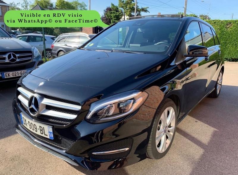 Mercedes-Benz CLASSE B (W246) 180 CDI SENSATION 7G-DCT Diesel NOIR Occasion à vendre