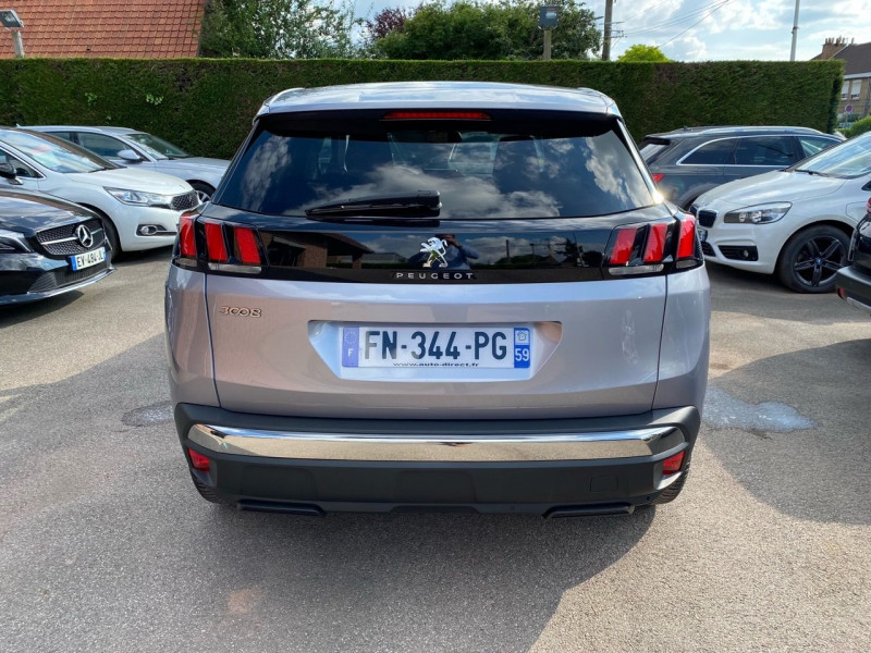 Photo 6 de l'offre de PEUGEOT 3008 1.5 BLUEHDI 130 CH E6.C ACTIVE BUSINESS S&S EAT8 à 23900€ chez auto-direct.fr