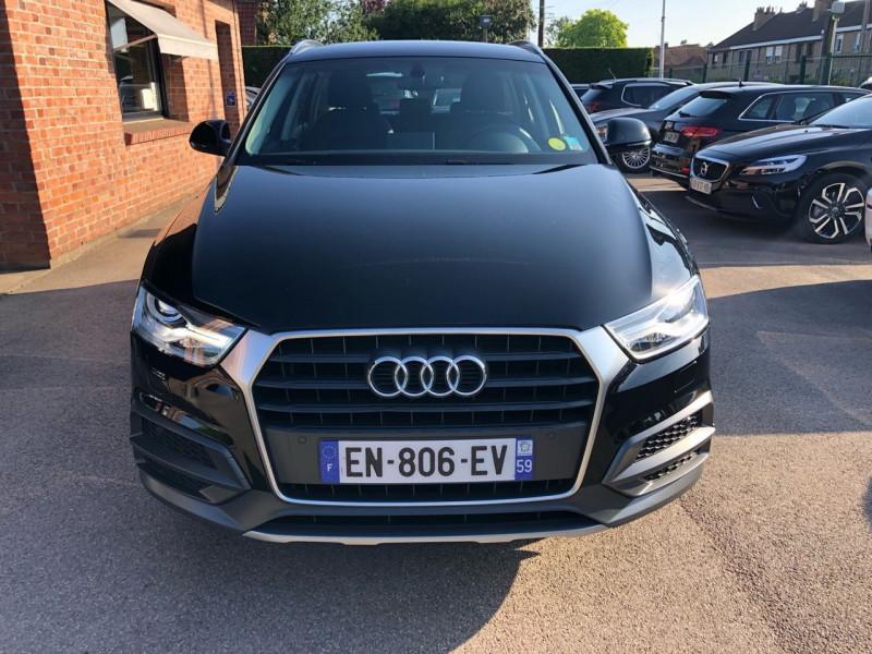 Photo 2 de l'offre de AUDI Q3 2.0 TDI 150 CH ULTRA BUSINESS LINE à 23650€ chez auto-direct.fr