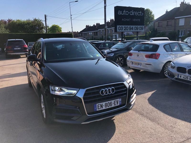Photo 1 de l'offre de AUDI Q3 2.0 TDI 150 CH ULTRA BUSINESS LINE à 23650€ chez auto-direct.fr