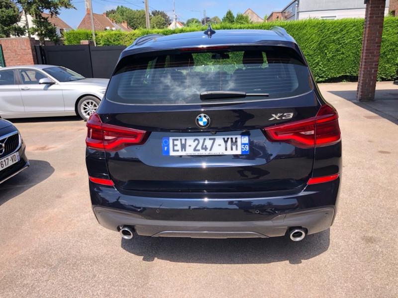 Photo 6 de l'offre de BMW X3 (G01) XDRIVE20DA 190 CH M SPORT EURO6C à 38650€ chez auto-direct.fr