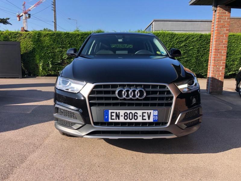 Photo 9 de l'offre de AUDI Q3 2.0 TDI 150 CH ULTRA BUSINESS LINE à 23650€ chez auto-direct.fr