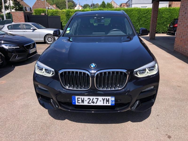 Photo 2 de l'offre de BMW X3 (G01) XDRIVE20DA 190 CH M SPORT EURO6C à 38650€ chez auto-direct.fr