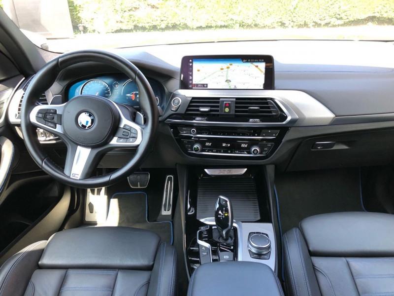 Photo 10 de l'offre de BMW X3 (G01) XDRIVE20DA 190 CH M SPORT EURO6C à 38650€ chez auto-direct.fr