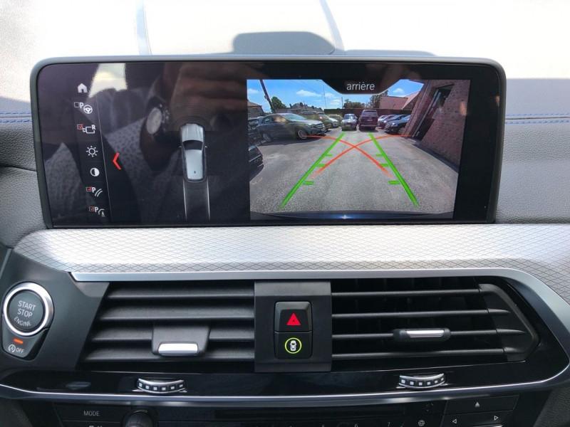 Photo 13 de l'offre de BMW X3 (G01) XDRIVE20DA 190 CH M SPORT EURO6C à 38650€ chez auto-direct.fr