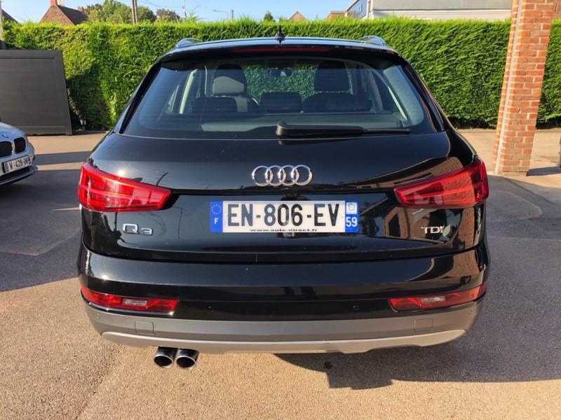 Photo 5 de l'offre de AUDI Q3 2.0 TDI 150 CH ULTRA BUSINESS LINE à 23650€ chez auto-direct.fr