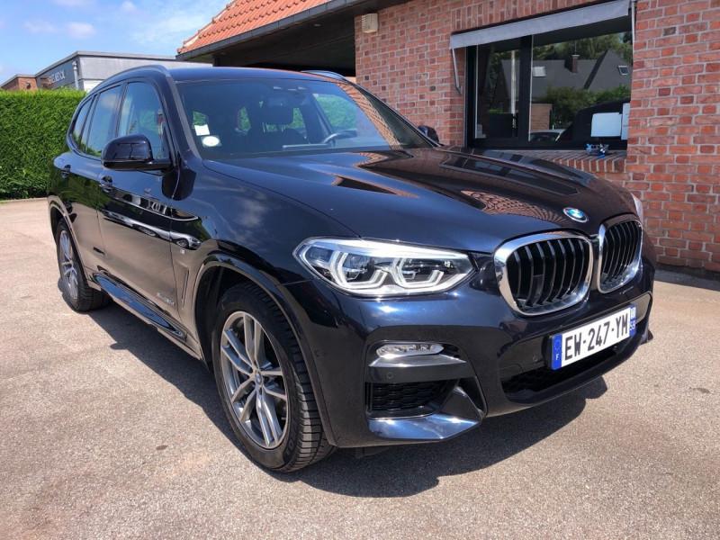 Photo 3 de l'offre de BMW X3 (G01) XDRIVE20DA 190 CH M SPORT EURO6C à 38650€ chez auto-direct.fr