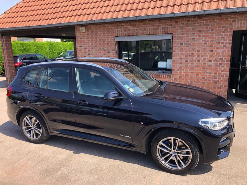 Photo 4 de l'offre de BMW X3 (G01) XDRIVE20DA 190 CH M SPORT EURO6C à 38650€ chez auto-direct.fr