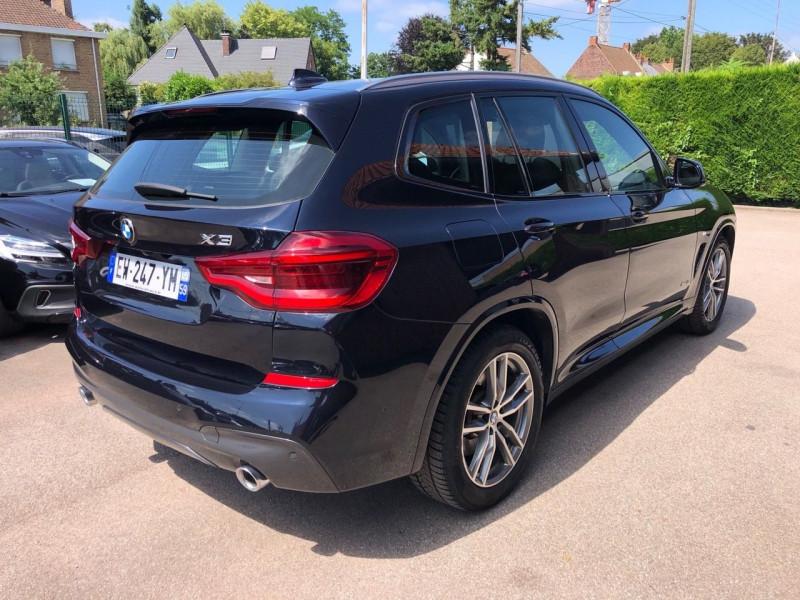 Photo 8 de l'offre de BMW X3 (G01) XDRIVE20DA 190 CH M SPORT EURO6C à 38650€ chez auto-direct.fr