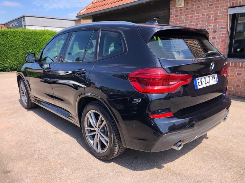 Photo 5 de l'offre de BMW X3 (G01) XDRIVE20DA 190 CH M SPORT EURO6C à 38650€ chez auto-direct.fr