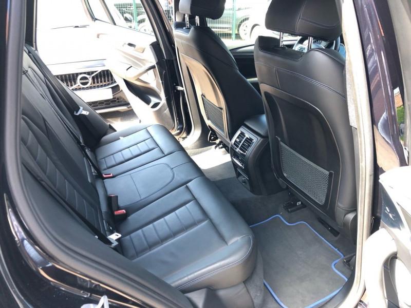 Photo 11 de l'offre de BMW X3 (G01) XDRIVE20DA 190 CH M SPORT EURO6C à 38650€ chez auto-direct.fr