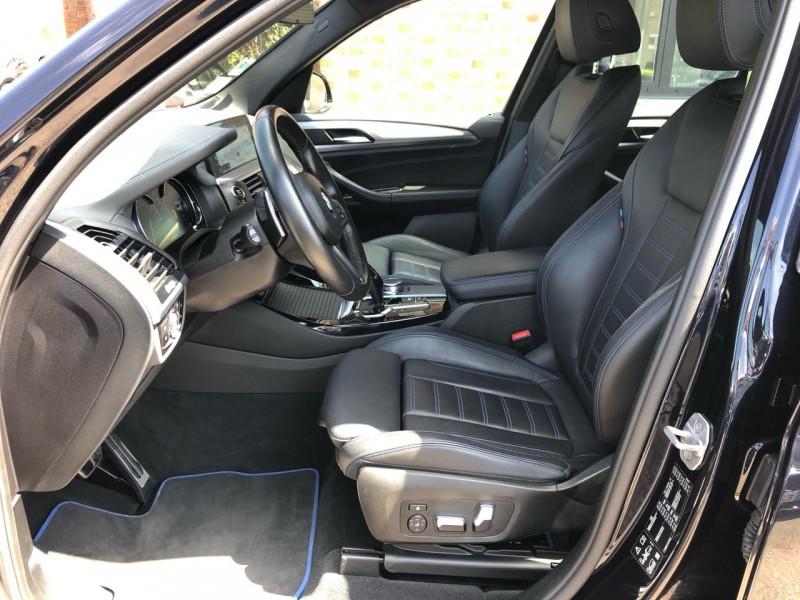 Photo 9 de l'offre de BMW X3 (G01) XDRIVE20DA 190 CH M SPORT EURO6C à 38650€ chez auto-direct.fr