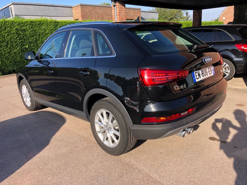 Photo 6 de l'offre de AUDI Q3 2.0 TDI 150 CH ULTRA BUSINESS LINE à 23650€ chez auto-direct.fr