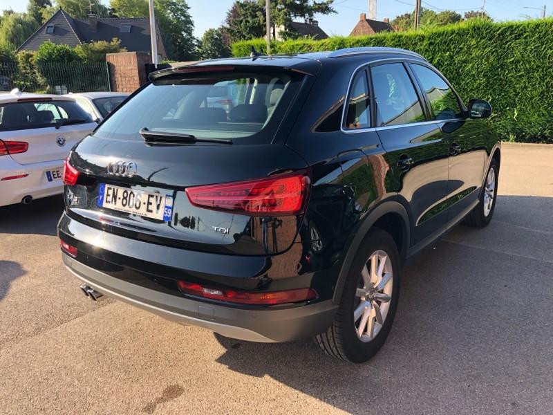 Photo 4 de l'offre de AUDI Q3 2.0 TDI 150 CH ULTRA BUSINESS LINE à 23650€ chez auto-direct.fr