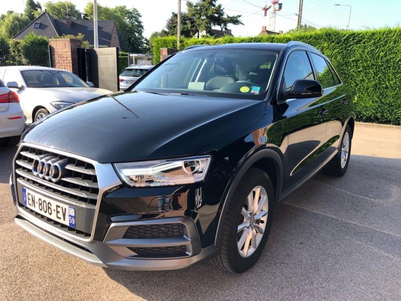 Photo 10 de l'offre de AUDI Q3 2.0 TDI 150 CH ULTRA BUSINESS LINE à 23650€ chez auto-direct.fr