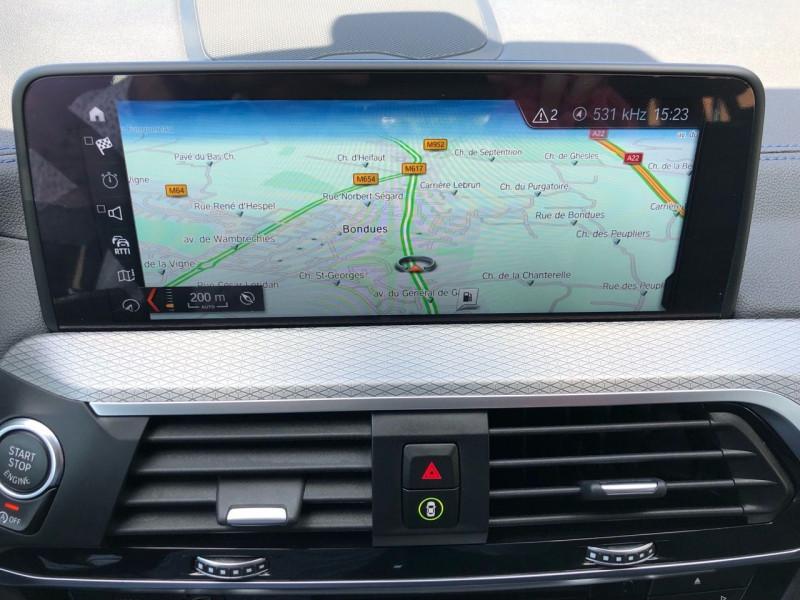 Photo 12 de l'offre de BMW X3 (G01) XDRIVE20DA 190 CH M SPORT EURO6C à 38650€ chez auto-direct.fr