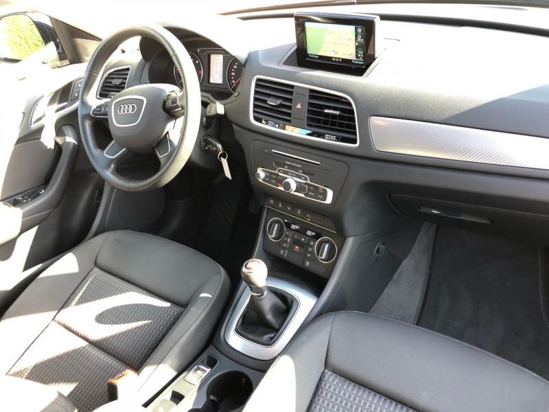 Photo 13 de l'offre de AUDI Q3 2.0 TDI 150 CH ULTRA BUSINESS LINE à 23650€ chez auto-direct.fr