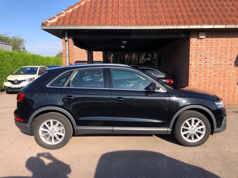 Photo 7 de l'offre de AUDI Q3 2.0 TDI 150 CH ULTRA BUSINESS LINE à 23650€ chez auto-direct.fr