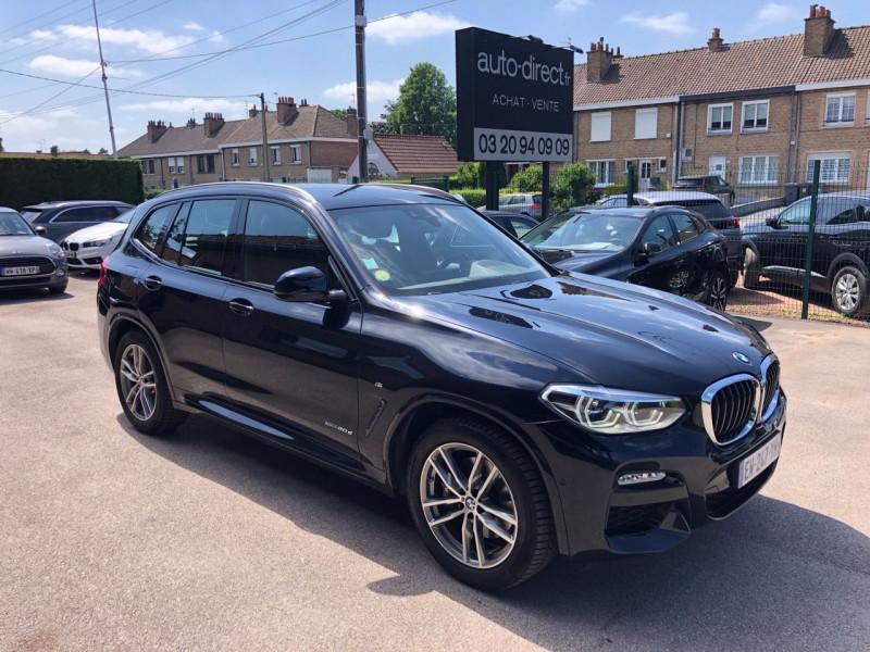 Photo 15 de l'offre de BMW X3 (G01) XDRIVE20DA 190 CH M SPORT EURO6C à 38650€ chez auto-direct.fr