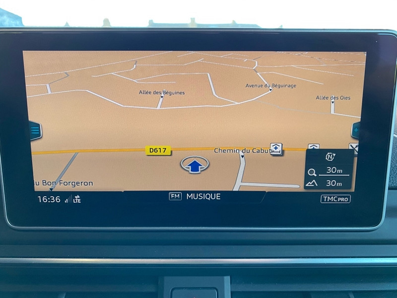 Photo 15 de l'offre de AUDI A4 ALLROAD 2.0 TDI 190CH DESIGN LUXE QUATTRO S TRONIC 7 à 28600€ chez auto-direct.fr