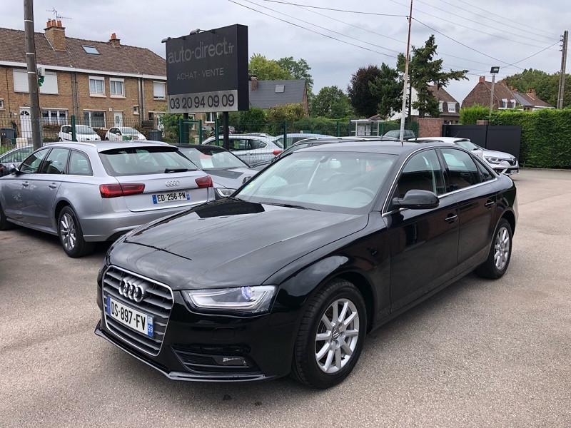 Audi A4 2.0 TDI 150 CH CLEAN DIESEL DPF BUSINESS LINE MULTITRONIC EURO6 Occasion à vendre