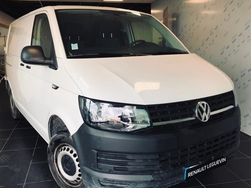 Volkswagen Transporter Fg 2.8T L1H1 2.0 TDI 102ch Business Line Diesel BLANC Occasion à vendre