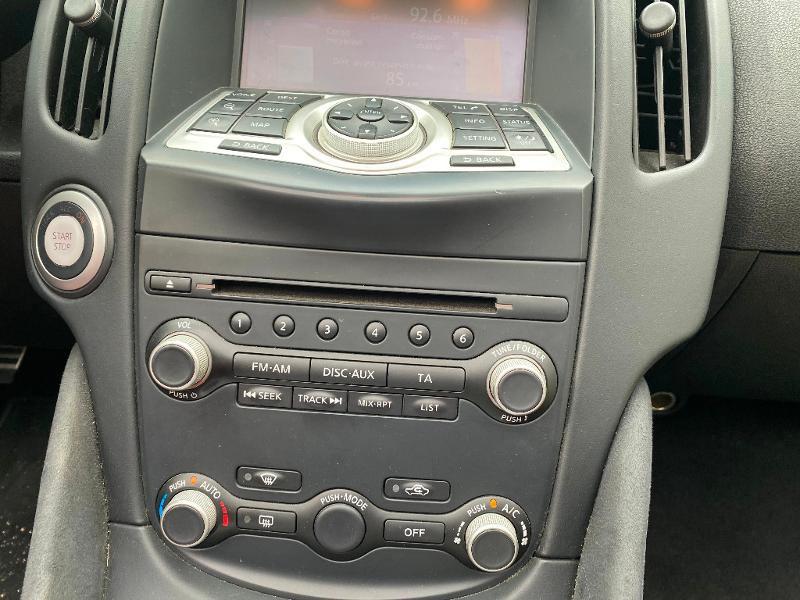 Photo 18 de l'offre de NISSAN 370Z Roadster 3.7 V6 328ch Pack à 23990€ chez ADO - Auto Distribution Occitane - Toulouse