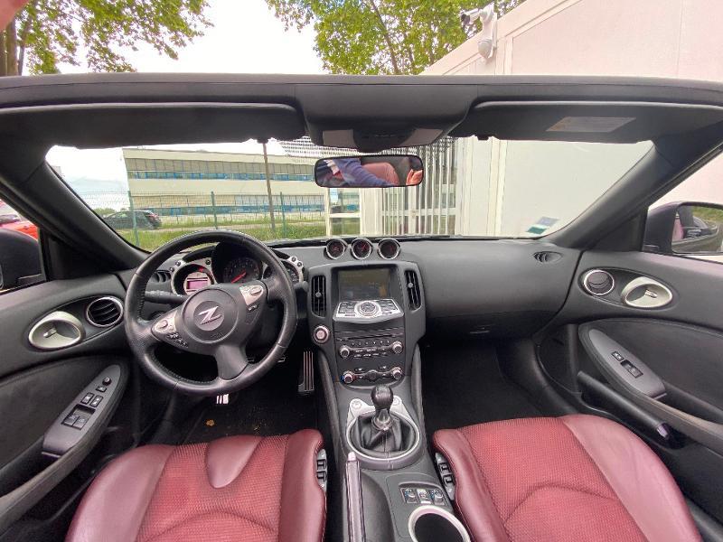Photo 14 de l'offre de NISSAN 370Z Roadster 3.7 V6 328ch Pack à 23990€ chez ADO - Auto Distribution Occitane - Toulouse