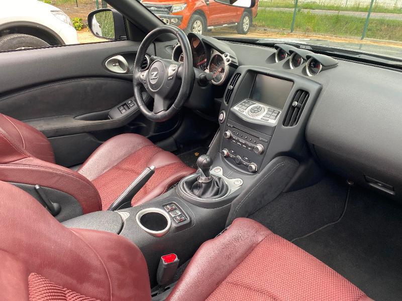 Photo 13 de l'offre de NISSAN 370Z Roadster 3.7 V6 328ch Pack à 23990€ chez ADO - Auto Distribution Occitane - Toulouse