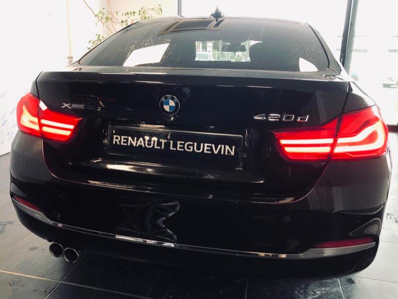 Photo 5 de l'offre de BMW Serie 4 Gran Coupe 420dA xDrive 190ch Luxury à 31490€ chez ADO - Auto Distribution Occitane - Toulouse