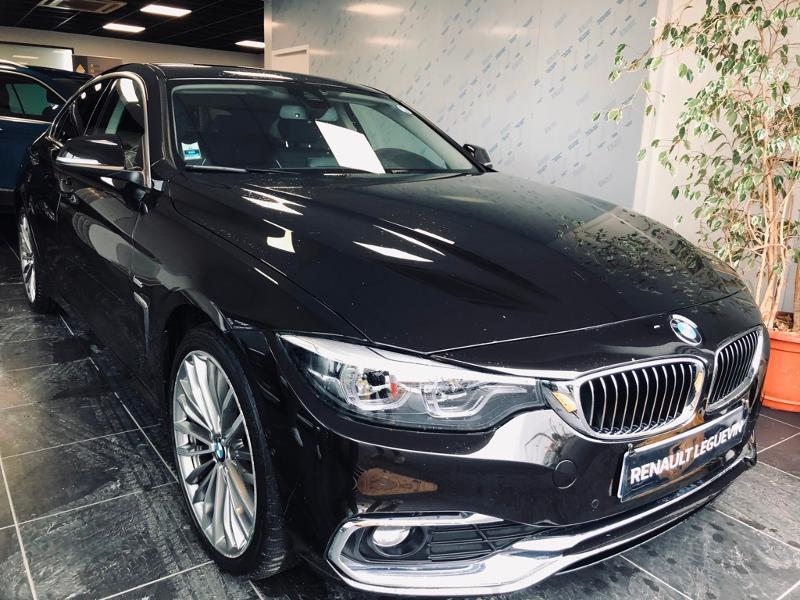 Photo 1 de l'offre de BMW Serie 4 Gran Coupe 420dA xDrive 190ch Luxury à 31490€ chez ADO - Auto Distribution Occitane - Toulouse