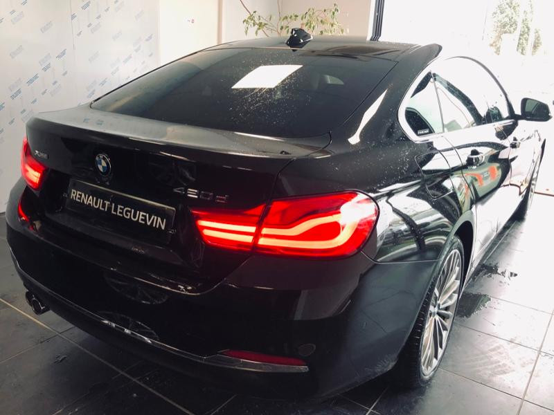 Photo 4 de l'offre de BMW Serie 4 Gran Coupe 420dA xDrive 190ch Luxury à 31490€ chez ADO - Auto Distribution Occitane - Toulouse