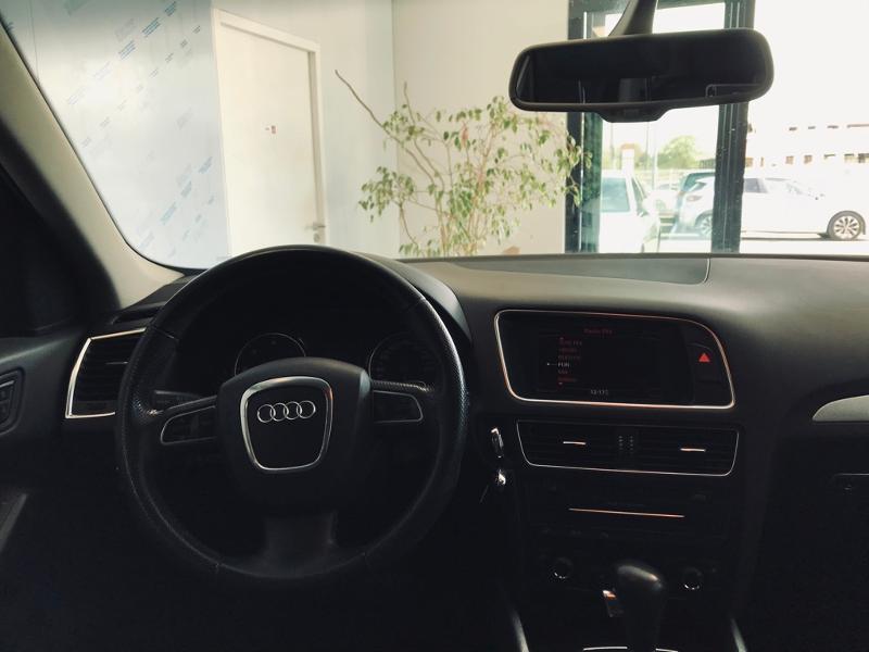 Photo 9 de l'offre de AUDI Q5 3.0 V6 TDI 240ch FAP Avus quattro S tronic 7 à 13990€ chez ADO - Auto Distribution Occitane - Toulouse