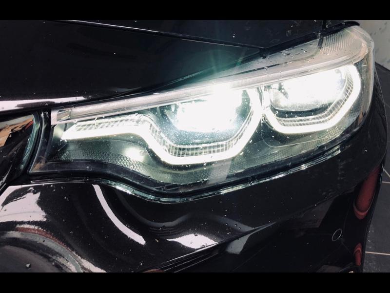 Photo 7 de l'offre de BMW Serie 4 Gran Coupe 420dA xDrive 190ch Luxury à 31490€ chez ADO - Auto Distribution Occitane - Toulouse
