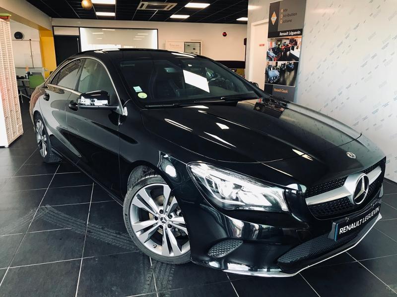 Mercedes-Benz CLA 180 d Sensation Diesel NOIR Occasion à vendre