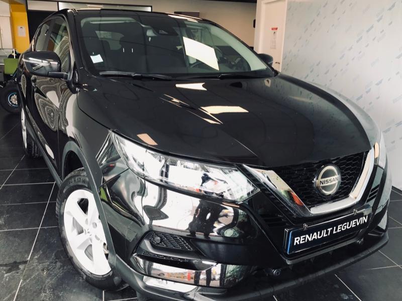 Nissan Qashqai 1.5 dCi 110ch Business Edition Diesel NOIR Occasion à vendre