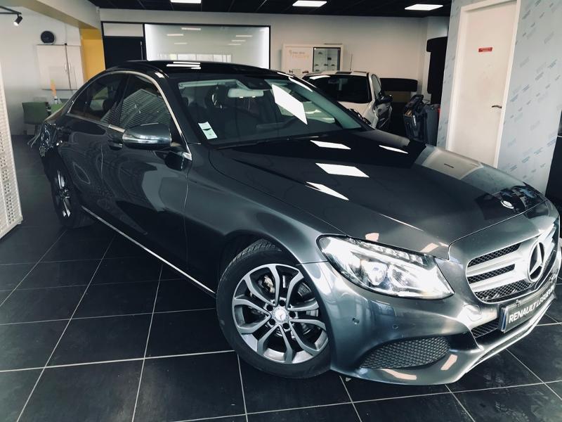 Mercedes-Benz Classe C 220 d Executive 7G-Tronic Plus Diesel GRIS Occasion à vendre