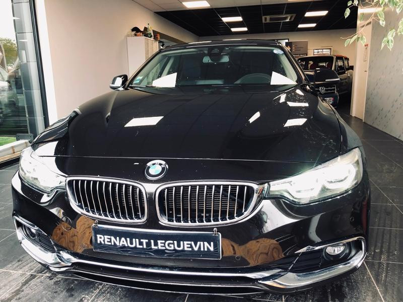 Photo 3 de l'offre de BMW Serie 4 Gran Coupe 420dA xDrive 190ch Luxury à 31490€ chez ADO - Auto Distribution Occitane - Toulouse