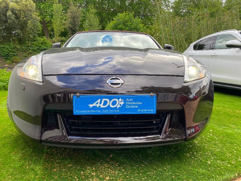 Photo 2 de l'offre de NISSAN 370Z Roadster 3.7 V6 328ch Pack à 23990€ chez ADO - Auto Distribution Occitane - Toulouse