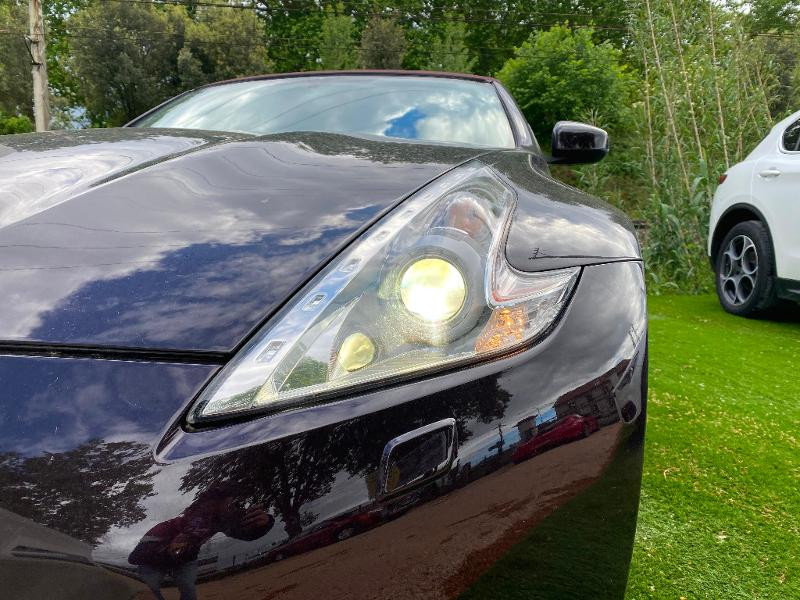 Photo 6 de l'offre de NISSAN 370Z Roadster 3.7 V6 328ch Pack à 23990€ chez ADO - Auto Distribution Occitane - Toulouse