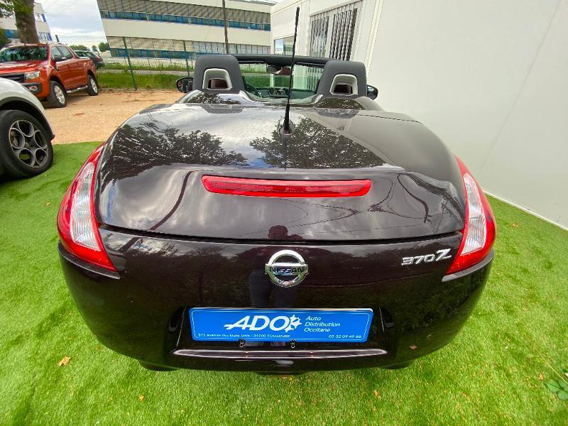 Photo 9 de l'offre de NISSAN 370Z Roadster 3.7 V6 328ch Pack à 23990€ chez ADO - Auto Distribution Occitane - Toulouse