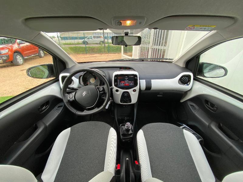 Photo 8 de l'offre de CITROEN C1 VTi 72 S&S Urban Ride 5p E6.d à 10490€ chez ADO - Auto Distribution Occitane - Toulouse