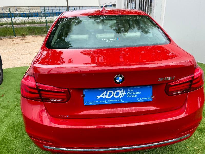 Photo 4 de l'offre de BMW Serie 3 318i 136ch Luxury à 20990€ chez ADO - Auto Distribution Occitane - Toulouse