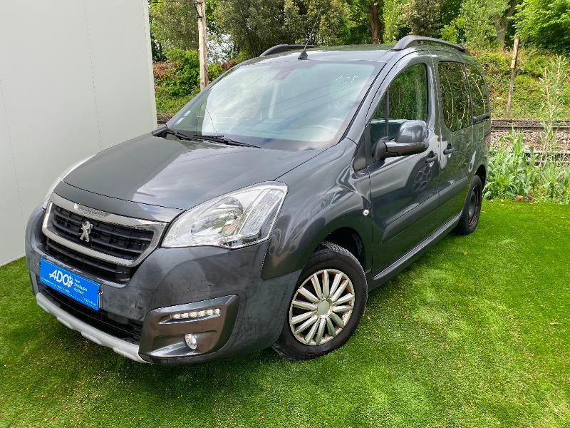 Peugeot Partner Tepee 1.6 BlueHDi 120ch Outdoor S&S Diesel GRIS Occasion à vendre