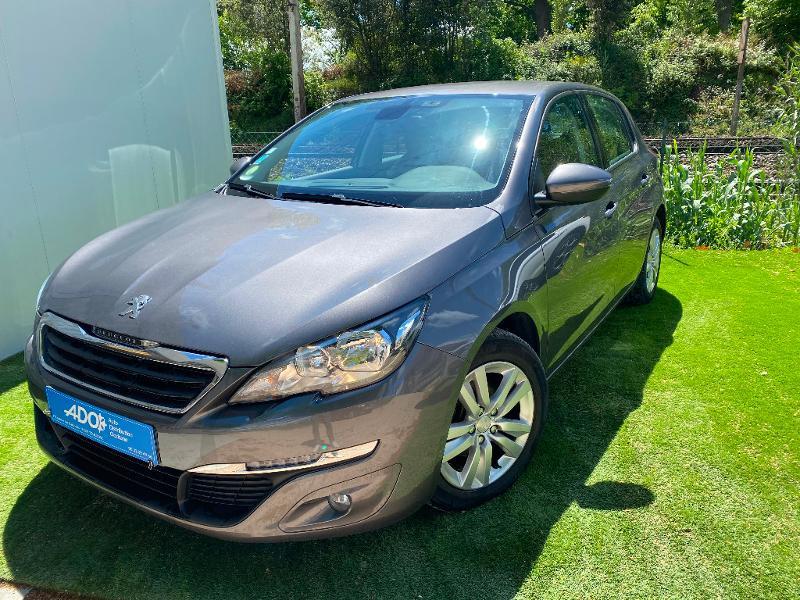 Peugeot 308 1.6 BlueHDi 120ch Access Business S&S 5p Diesel GRIS Occasion à vendre