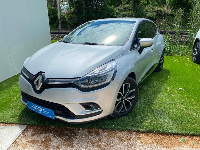 Renault Clio 1.5 dCi 90ch energy Intens 5p Euro6c Diesel GRIS Occasion à vendre